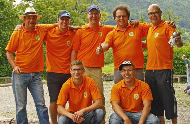 Denkendor 2 Ligabschluss 2013 in Neuffen