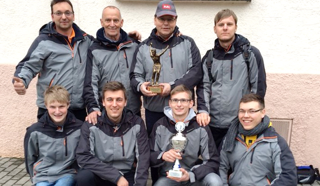 Denkendorf 2, Sieger Ligapokal 2014