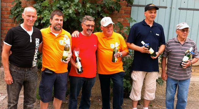 Siegerfoto Freundschaftsturnier Plochingen 2014
